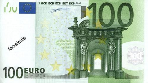 BANCONOTE-100-EURO-FALSE
