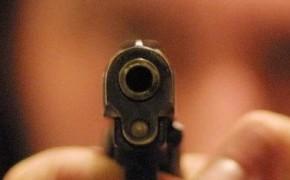 RAPINA-TORRICELLA - pistola