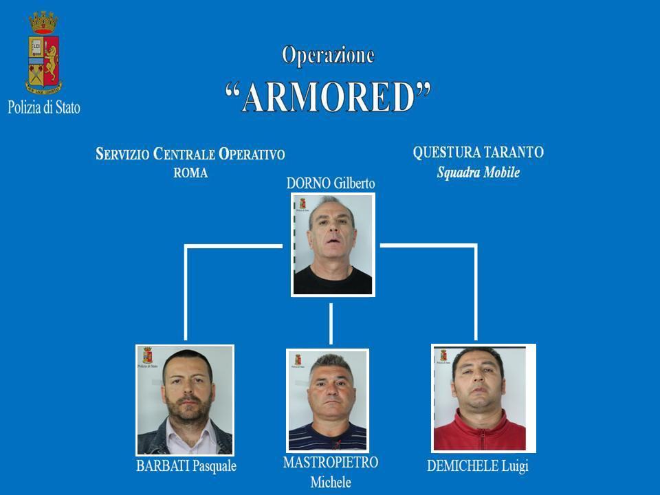 operazione armored