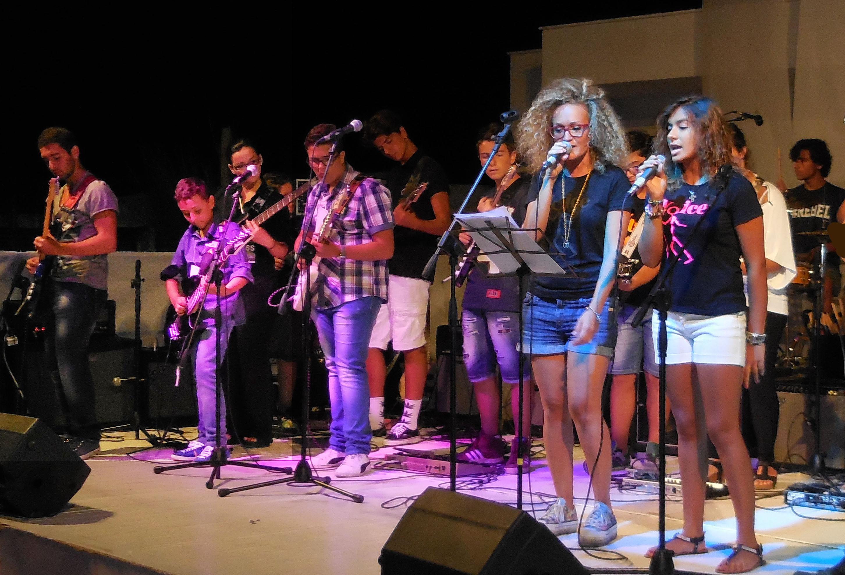 Concerto Allievi Tarrega orizzontale
