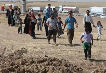 Cristiani-in-fuga-da-Mosul