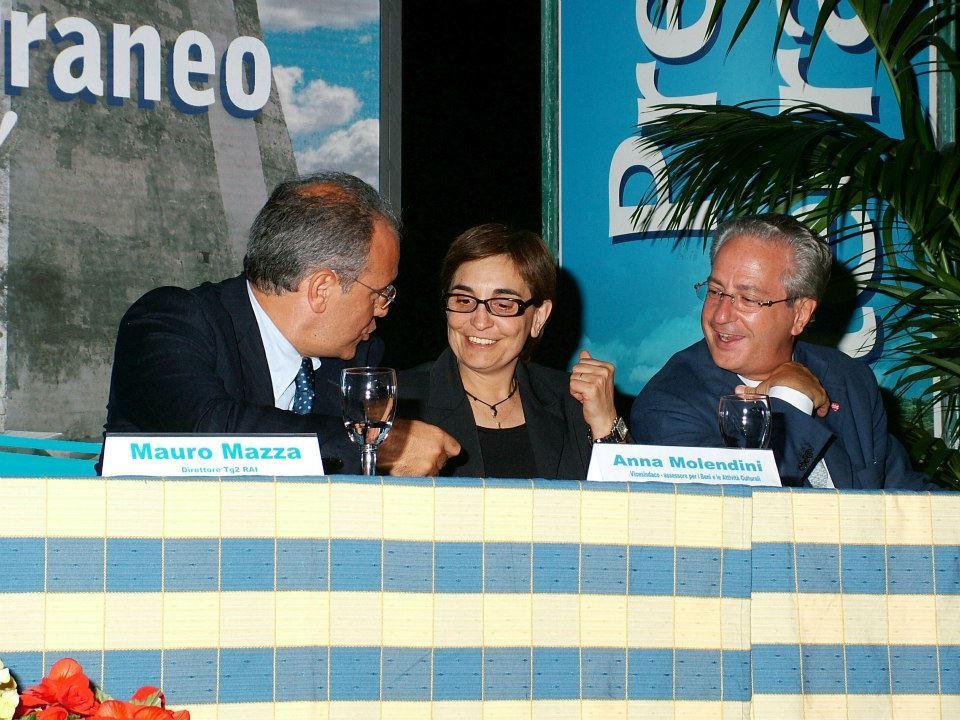 Maruggio - Premio Mediterraneo 2004 (foto di archivio)