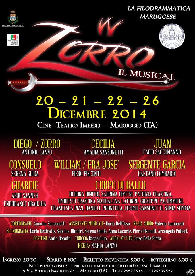 W Zorro il Musical