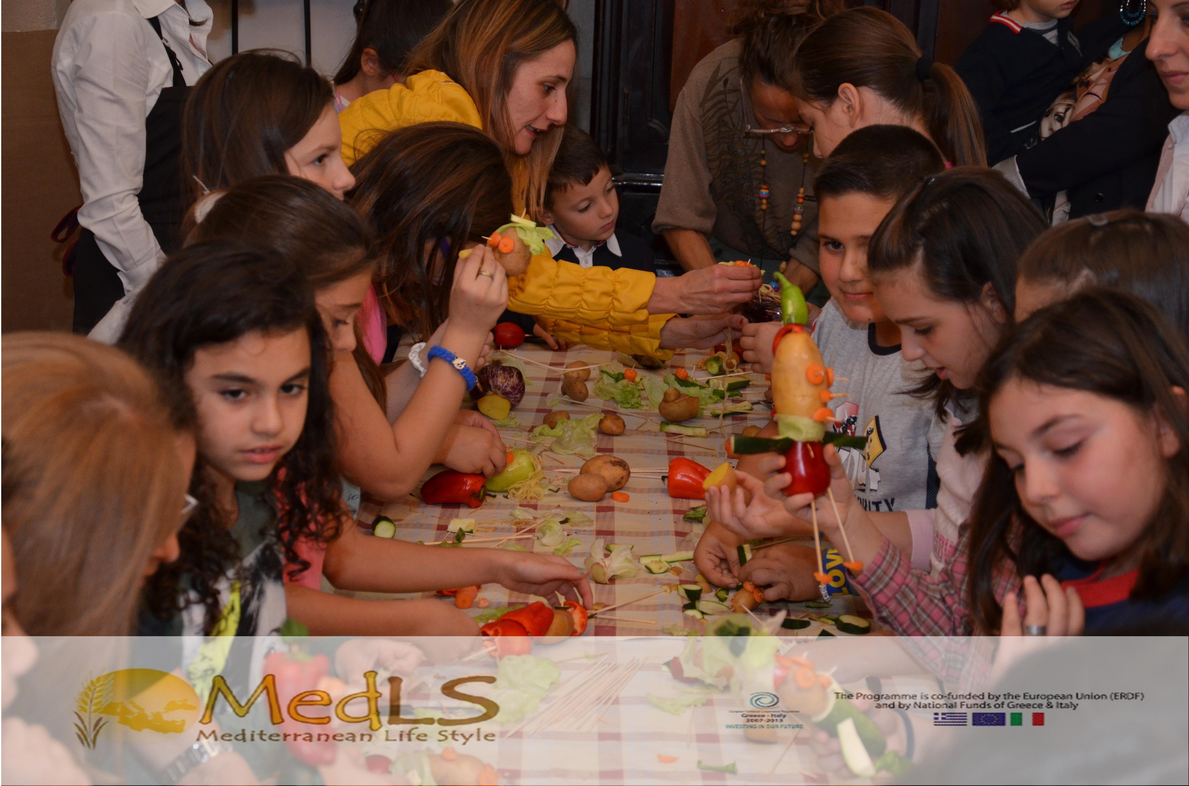 La delegazione internazionale MedLS a Manduria per un tavolo di lavoro in Italia