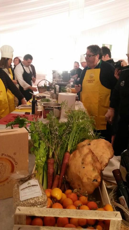 Sino al 17 gennaio, nella cittadina del Salento, prodotti tipici, laboratori del gusto e convegni