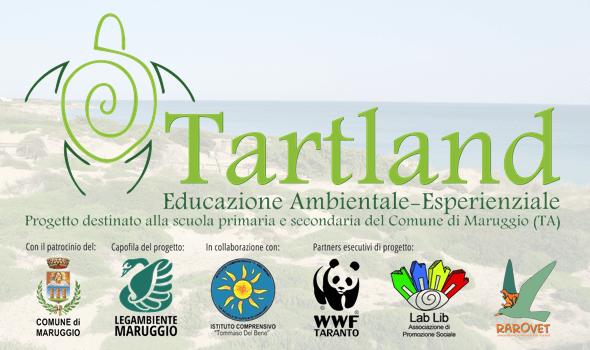"""Maruggio – Presentazione del progetto di Educazione Ambientale-Esperienziale: """"Tartland"""""""