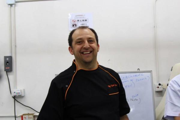 Lo Chef Fabio Lopez