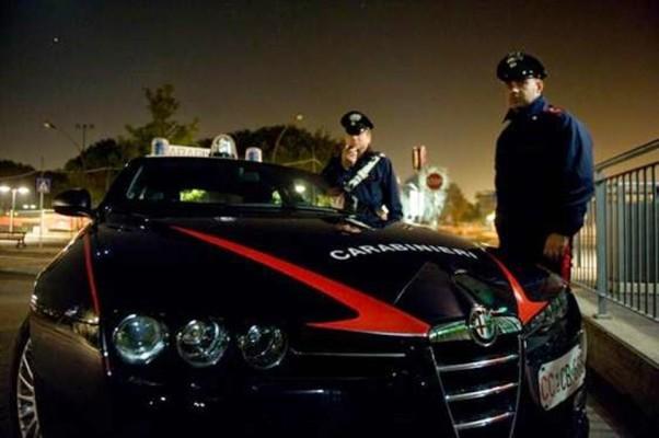 carabinieri notte7