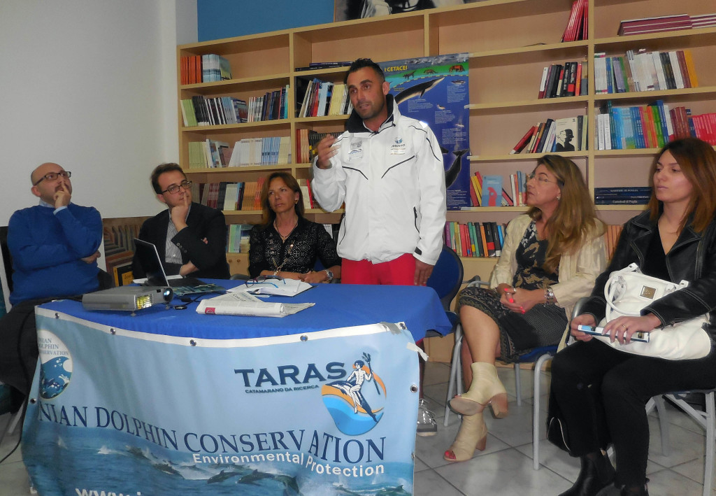 Conf Stampa 30 4 2015 JDC Made in Taranto