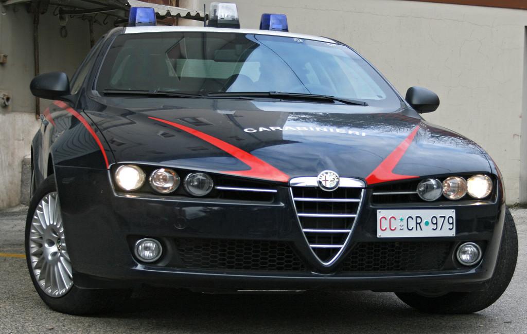 carabinieri 2015 bologna