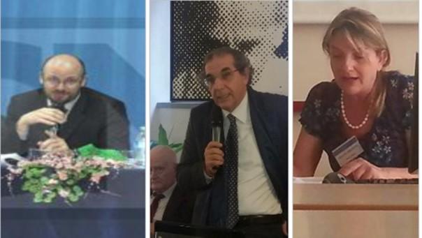 Giovanni Agresti, Pierfranco Bruni, Annarita Miglietta