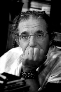Pierfranco Bruni (foto di P. Buscicchio)
