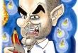 Paolo Piccione, auto-caricatura