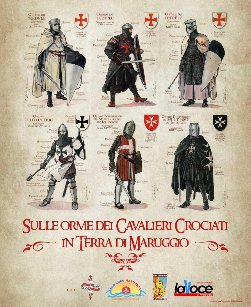 Sulle Orme Dei Cavalieri Crociati In Terra Di Maruggio