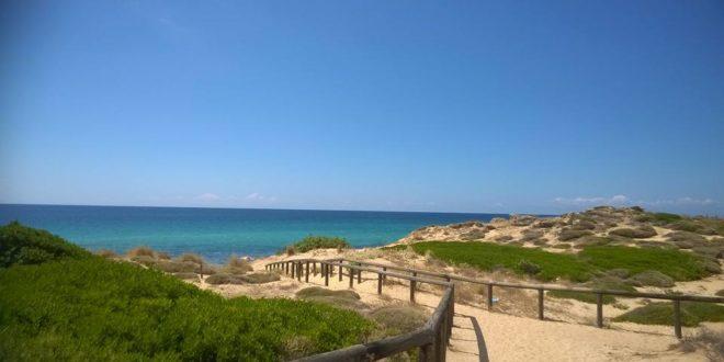 dune di campomarino di maruggio