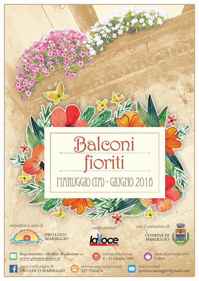 Balconi Fioriti  - Maruggio