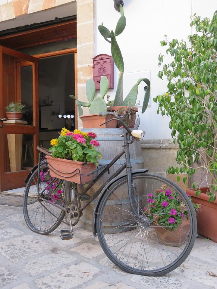 Balconi Fioriti  Allestimento n° 7