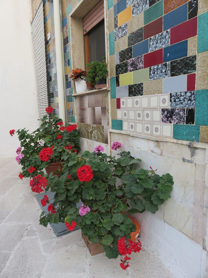 Balconi Fioriti  Allestimento n° 5