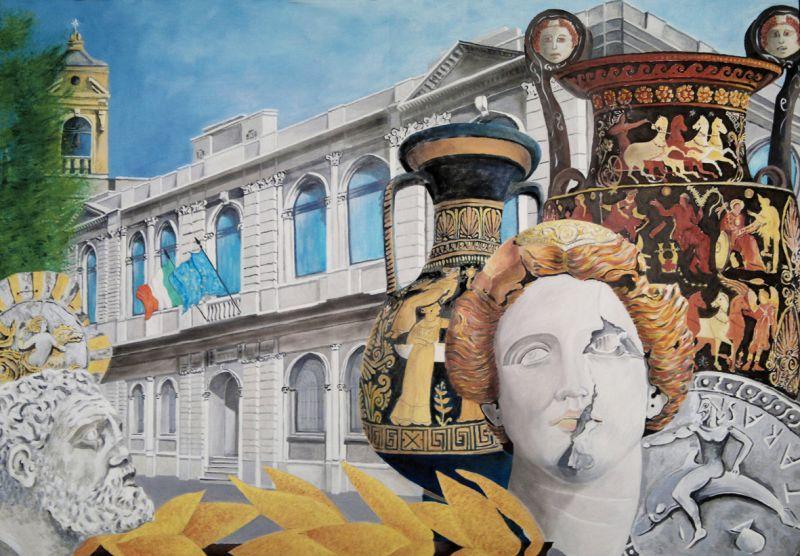 MARTA: Museo di Taranto (Giuseppe Ferrara)