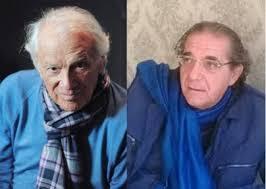 Giorgio Albertazzi e Pierfranco Bruni, 2012