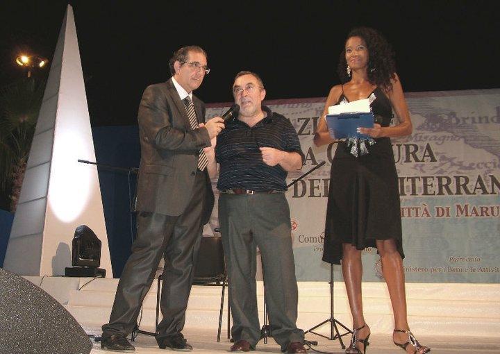 Premio Internazionale Merditerraneo Campomarino di Maruggio 2008
