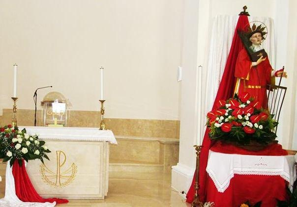 altare Chiesa San Lorenzo
