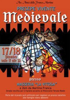 "Presepe Vivente Medievale @ Masseria  ""La Vitosa"""