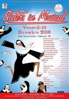 Sisters in Musical @ Cineteatro Impero CINEMA, TEATRO COMUNALE