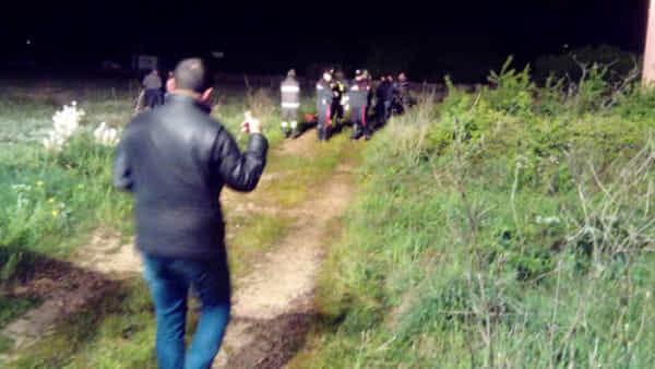 Cadavere di un uomo ritrovato nelle campagne di Francavilla Fontana