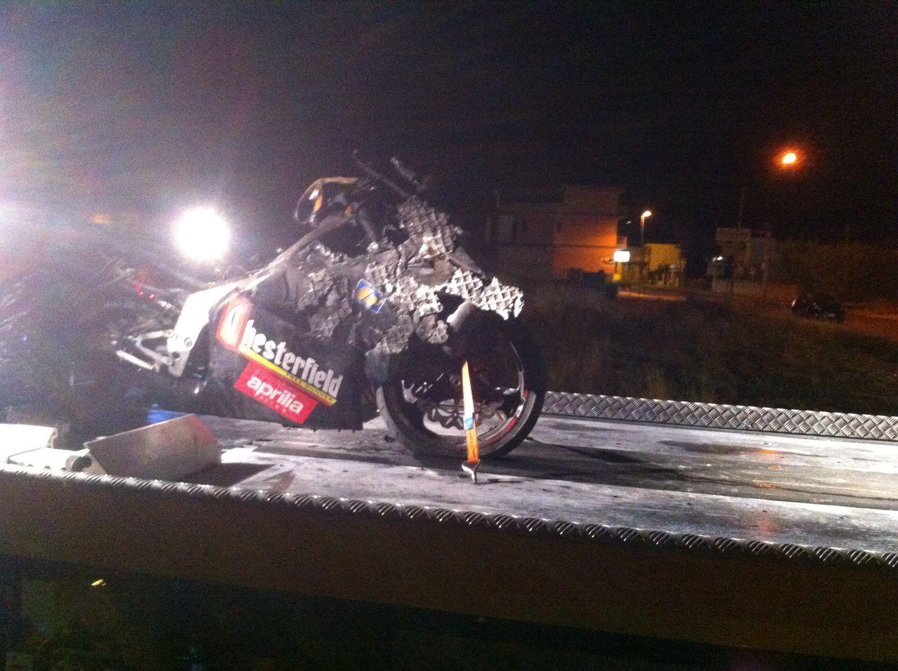 Incidente in moto: muore 18enne In evidenza