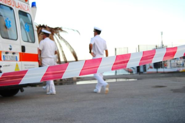 Porto Cesareo, caduta fatale dallo scoglio per un 30enne
