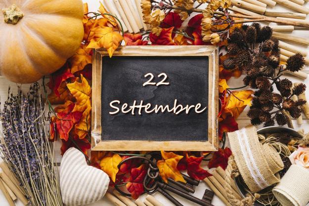 Equinozio autunno 2017, perché è il 22 settembre e non domani