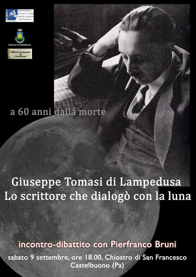 Giuseppe tomasi di lampedusa a 60 anni dalla scomparsa for Scrittore di lampedusa
