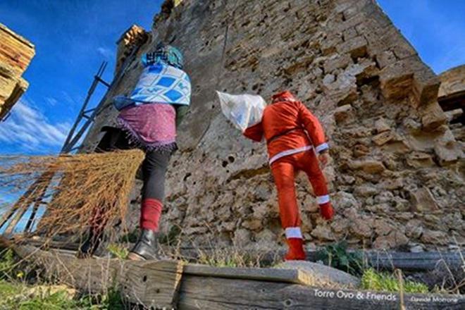 Il villaggio di Babbo Natale arriva ad Asola