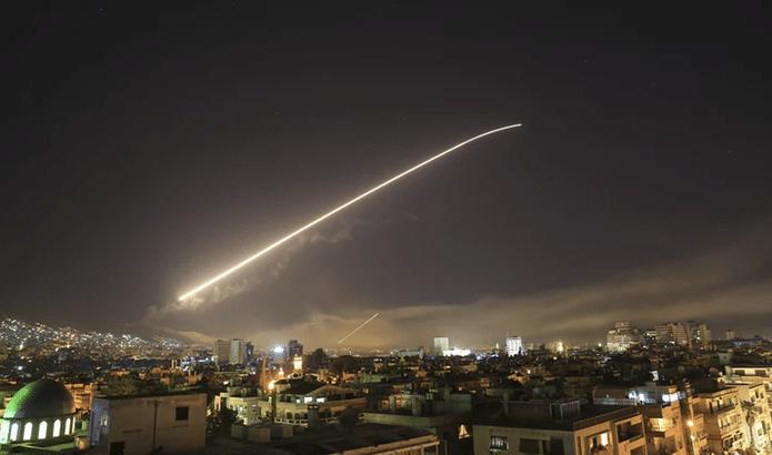 Siria, Trump:
