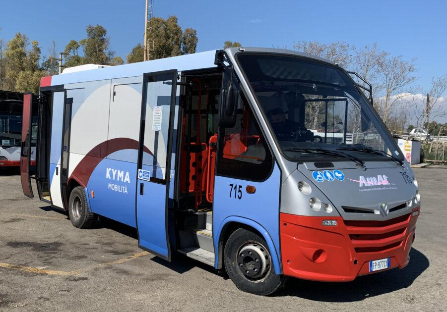 Taranto: terzo settore e Kyma Mobilità insieme per i tarantini over 80